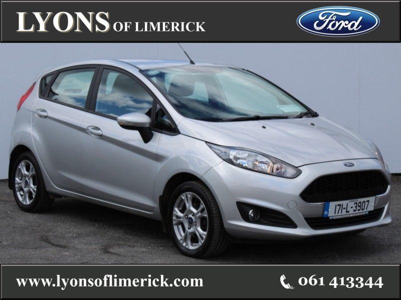 Ford Fiesta ZETEC 1.5 75PS M5 5dr Contact Owen 0878304883