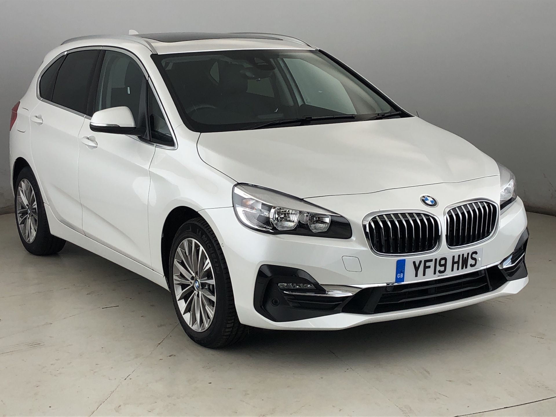 Image 1 - BMW 220d xDrive Luxury Active Tourer (YF19HWS)