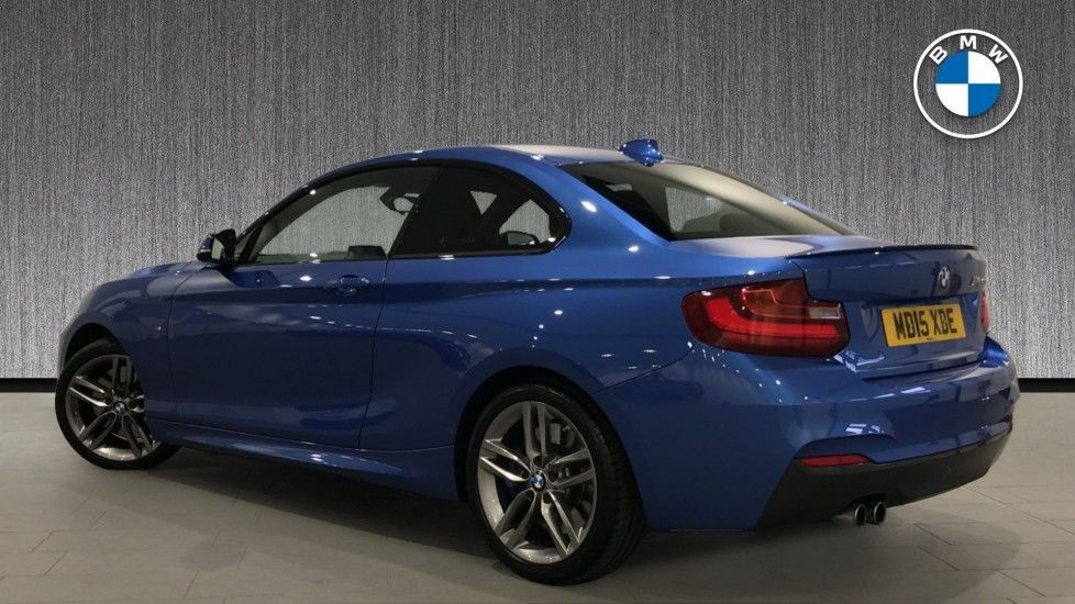 Image 2 - BMW 228i M Sport Coupe (MD15XDE)