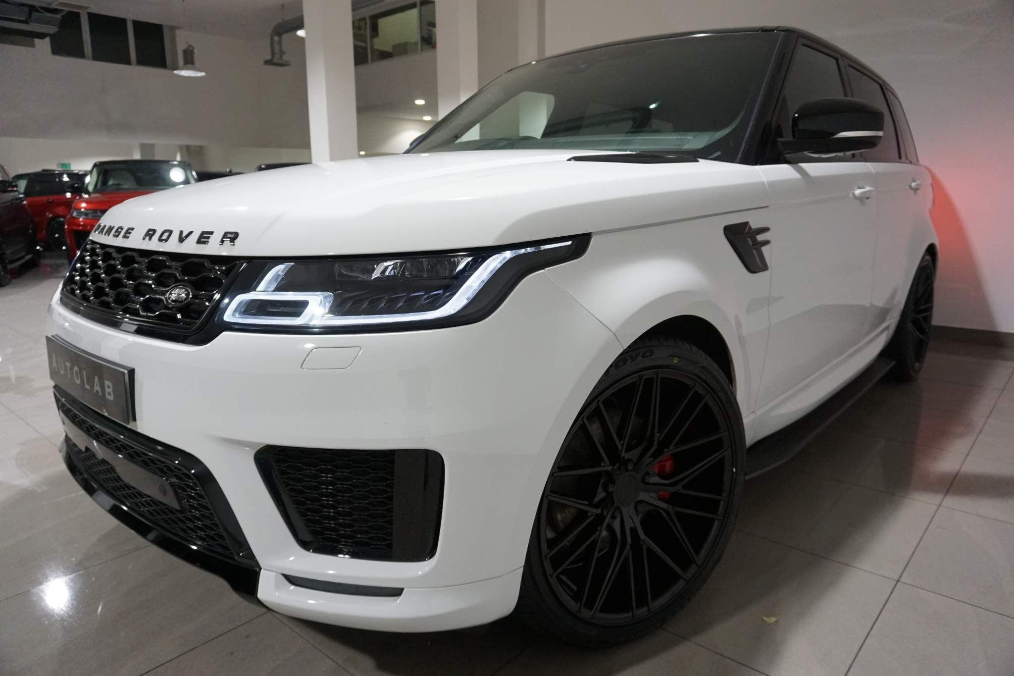 Land Rover Range Rover Sport 2.0 P400e 13.1kWh GPF HSE Auto 4WD (s/s) 5dr