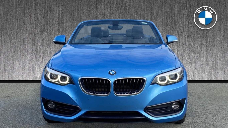 Image 16 - BMW 218i Sport Convertible (CX67MOA)