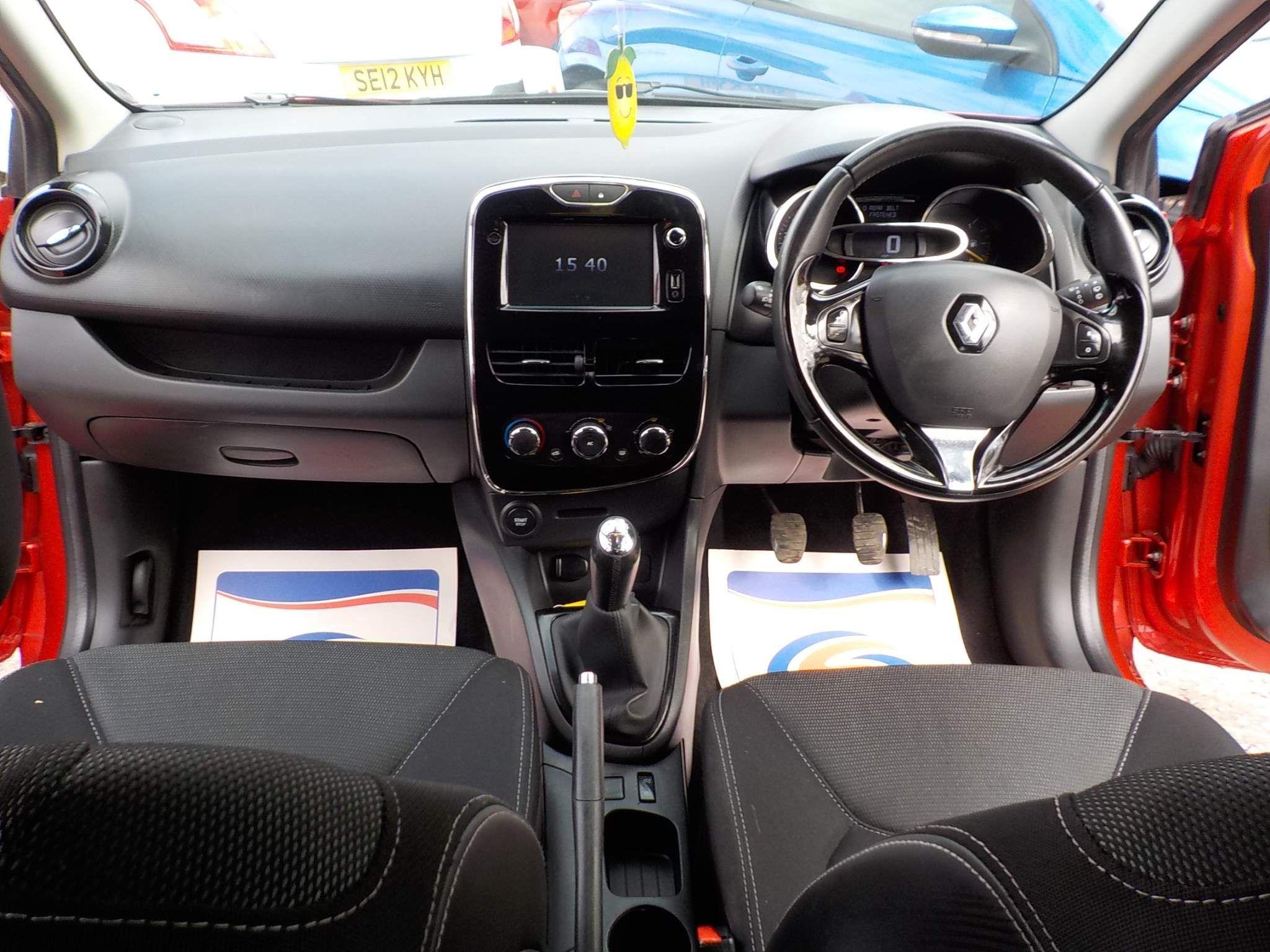 Renault Clio 1.5 dCi ENERGY Dynamique MediaNav (s/s) 5dr