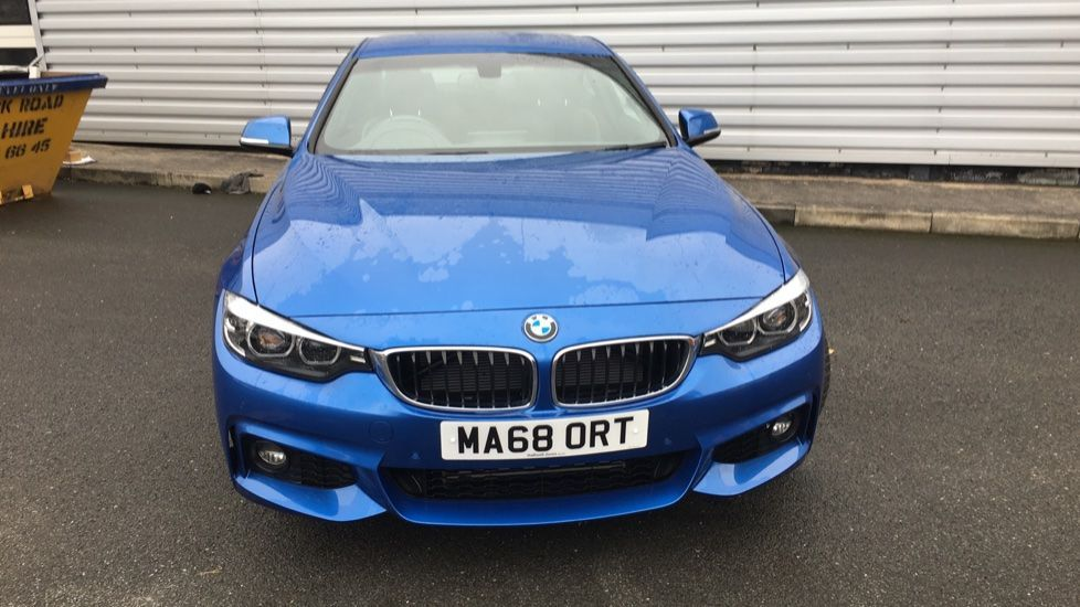 Image 19 - BMW 420d xDrive M Sport Coupe (MA68ORT)