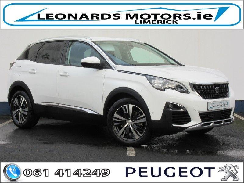Peugeot 3008 ALLURE 1.5 HDI 130 AUTO 6