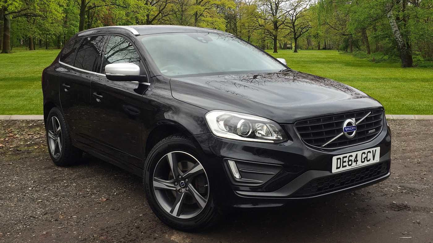 Volvo XC60 2.4 D5 AWD 215PS R-Design Lux Nav 5Dr Estate