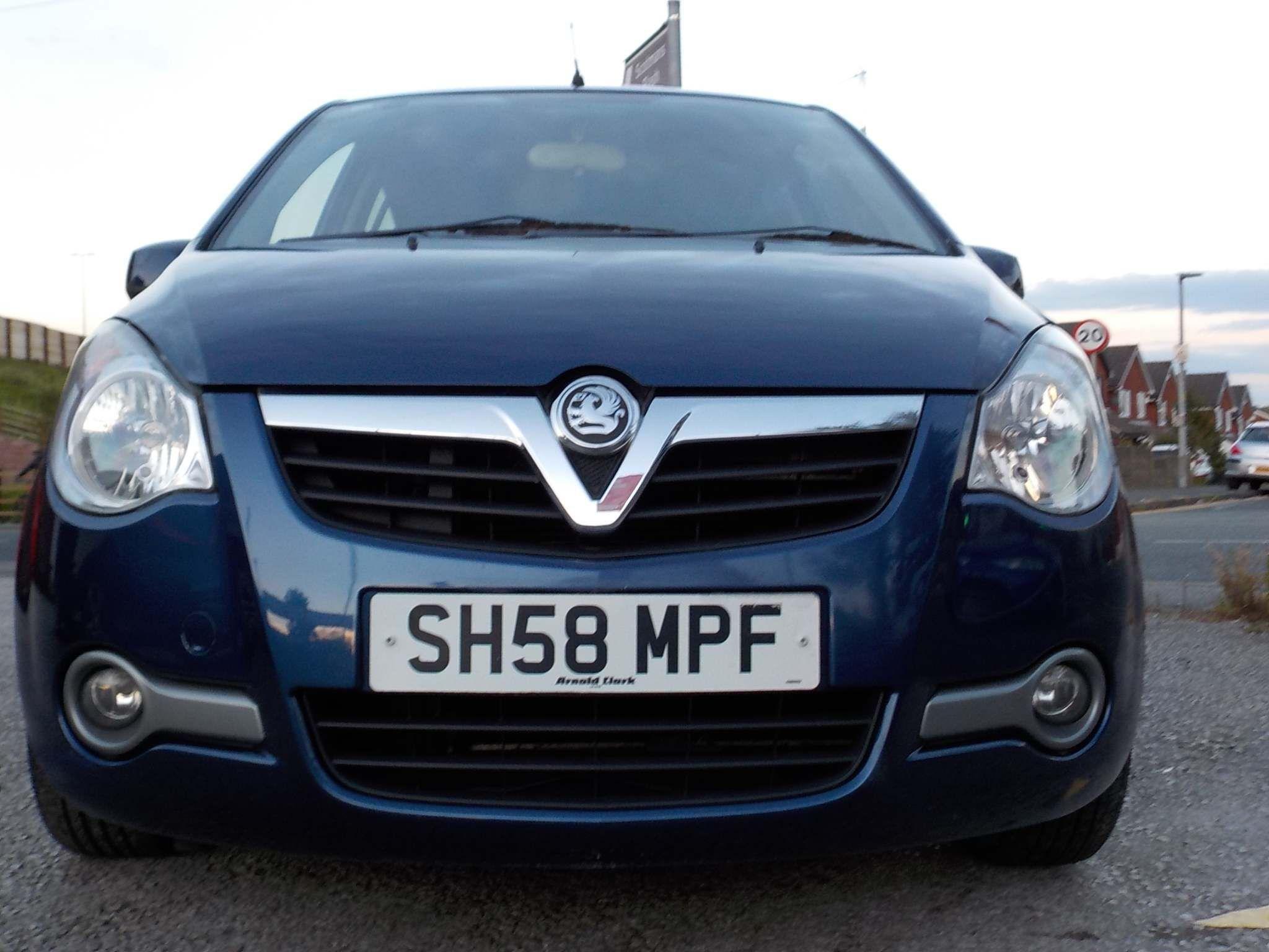 Vauxhall Agila 1.2 i 16v Design 5dr