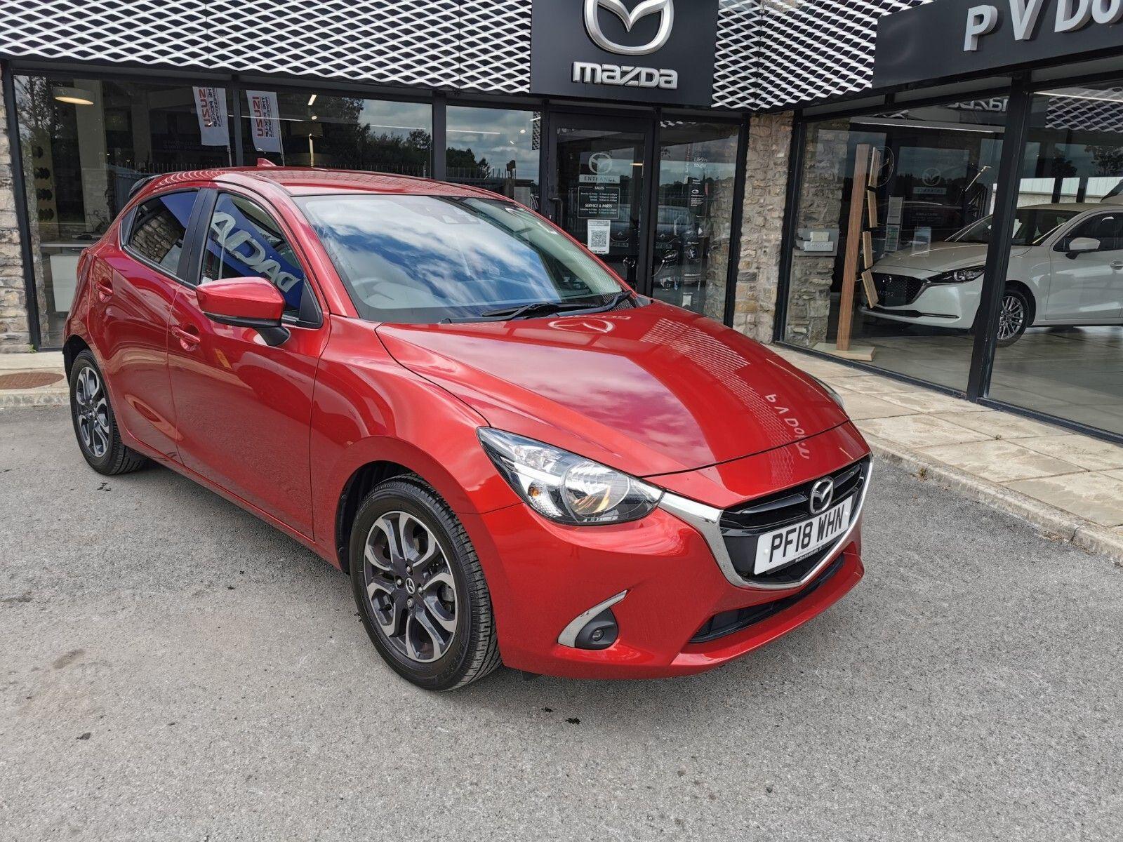 Mazda 2 1.5 Sport Nav+ 5dr