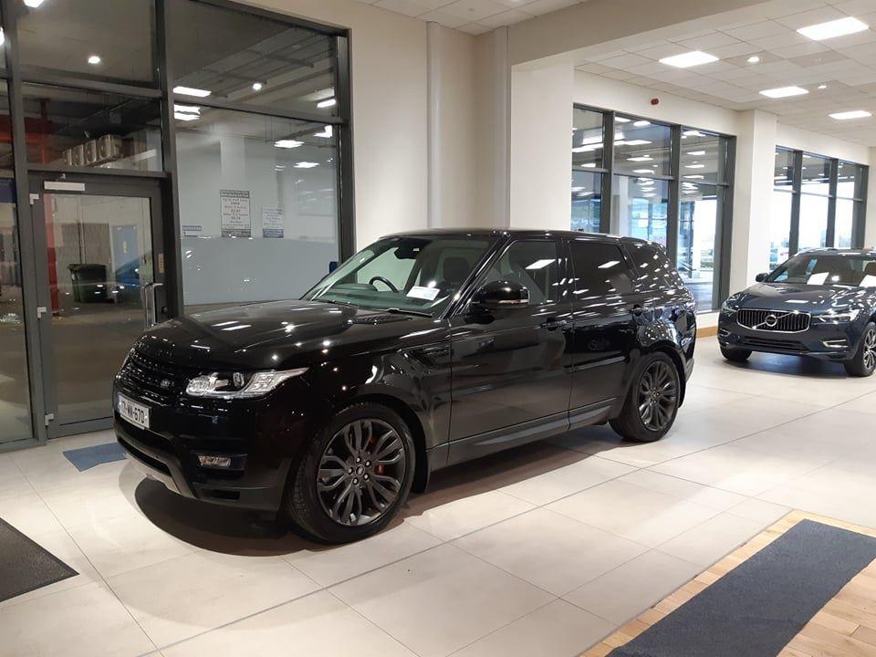 Land Rover Range Rover Sport 3.0 HSE DYNAMIQUE