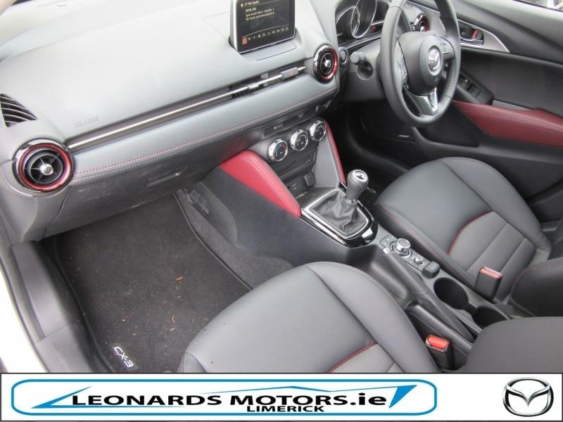Used Mazda CX-3 2.0 P 121PS GS-L  2WD 4DR (2021 (211))