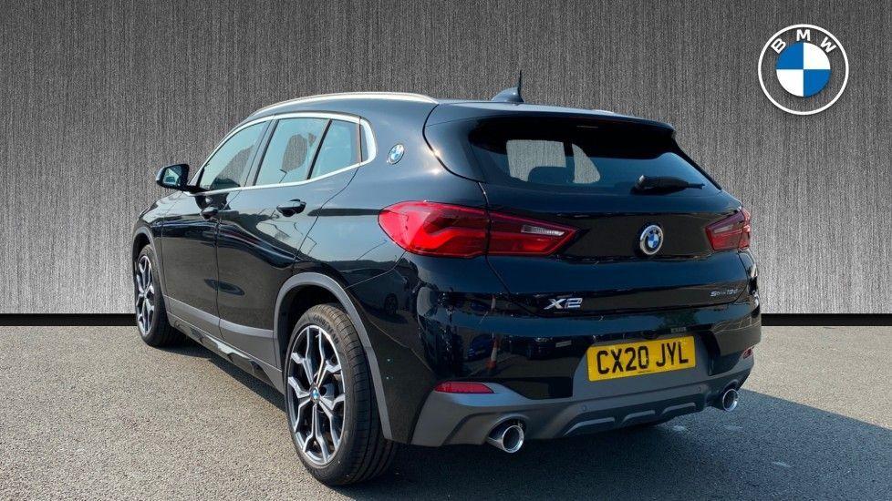 Image 2 - BMW sDrive18d M Sport X (CX20JYL)