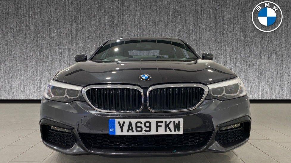 Image 16 - BMW 520d M Sport Saloon (YA69FKW)