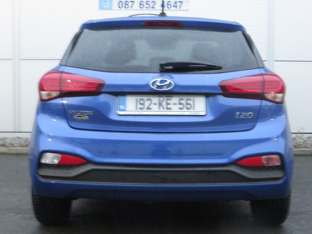 Used Hyundai i20 DELUXE PLUS - REVERSE CAMERA, APPLY CAR PLAY, TINTED GLASS..... (2019 (192))