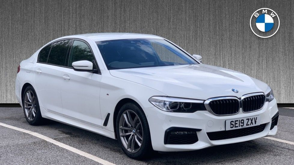 Image 1 - BMW 520d xDrive M Sport Saloon (SE19ZXV)