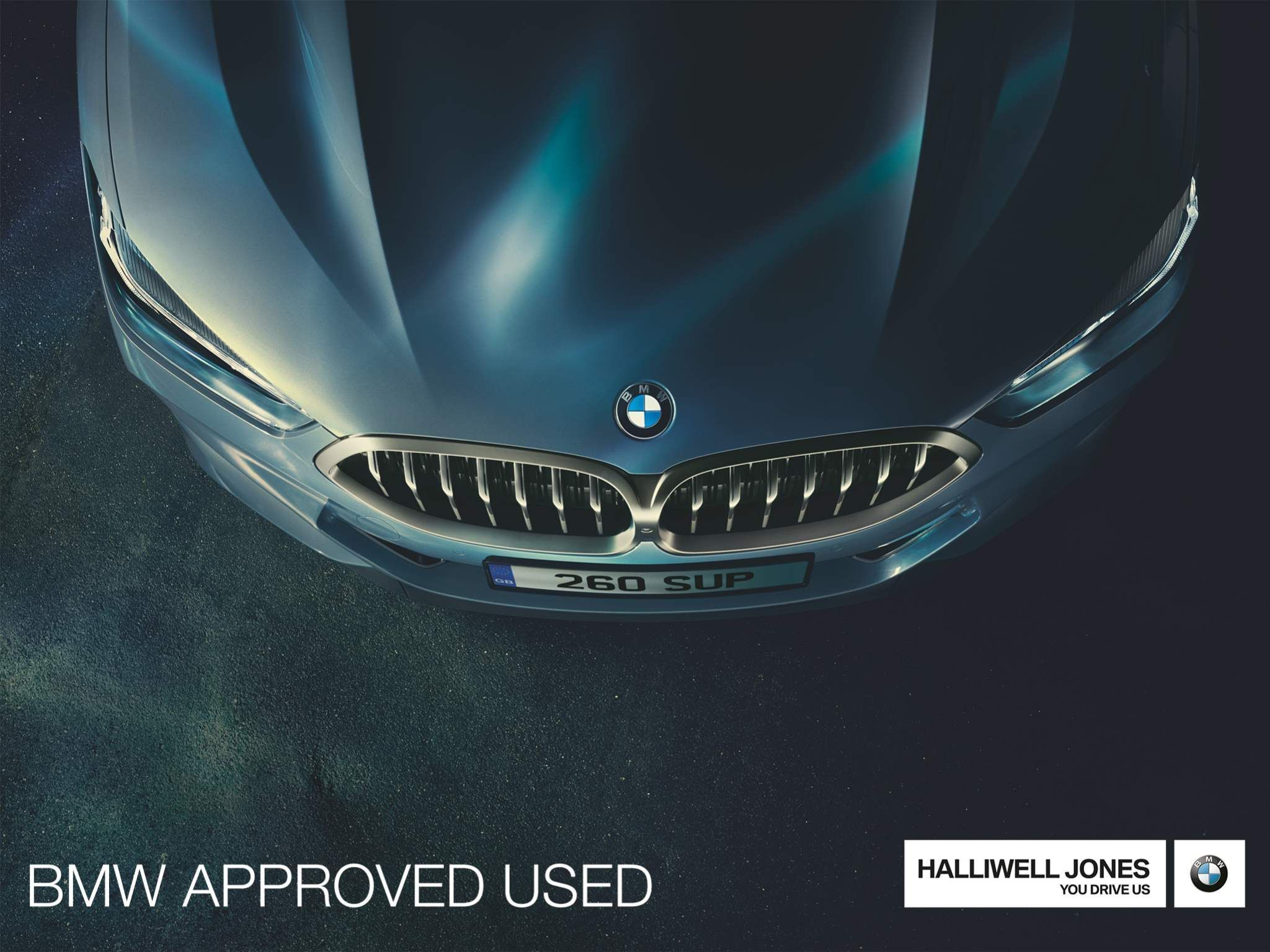 Image 1 - BMW 840i Gran Coupe (CX70JZF)