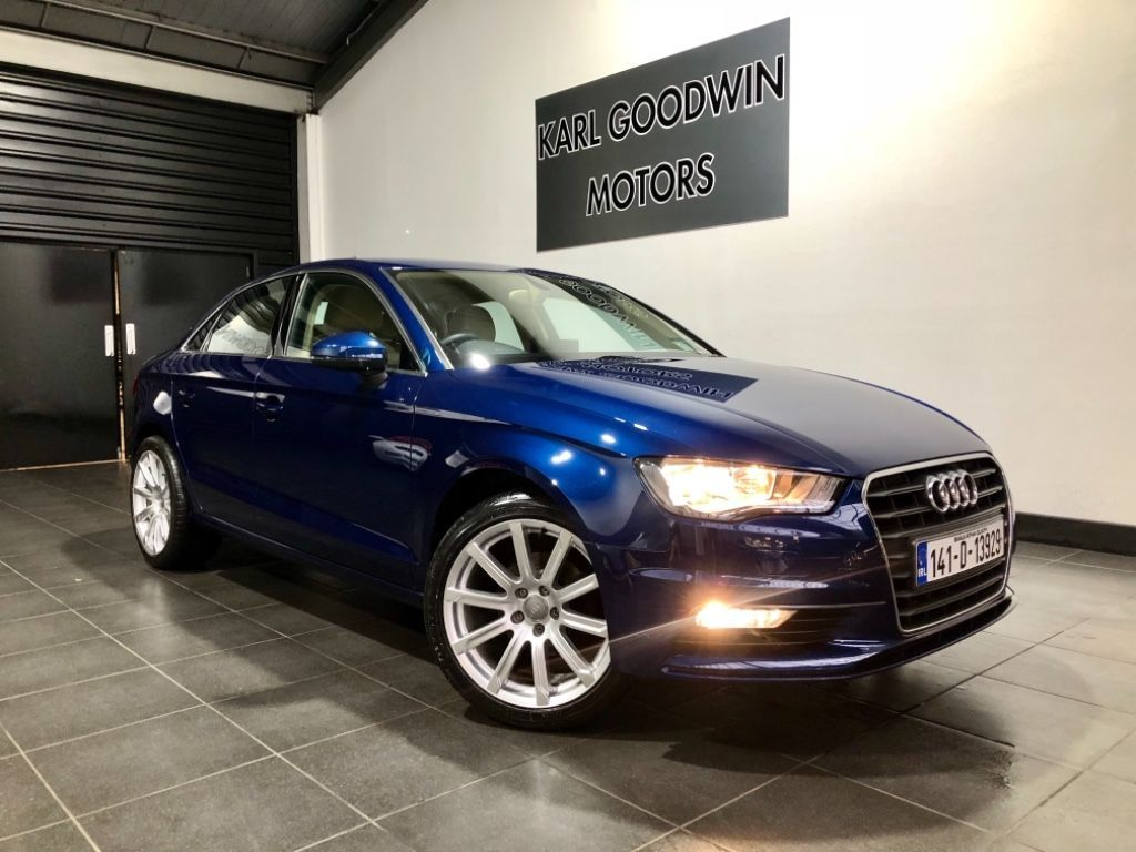 Audi A3 1.6 TDI 105 ST 4DR AUTOMATIC LOW MILES