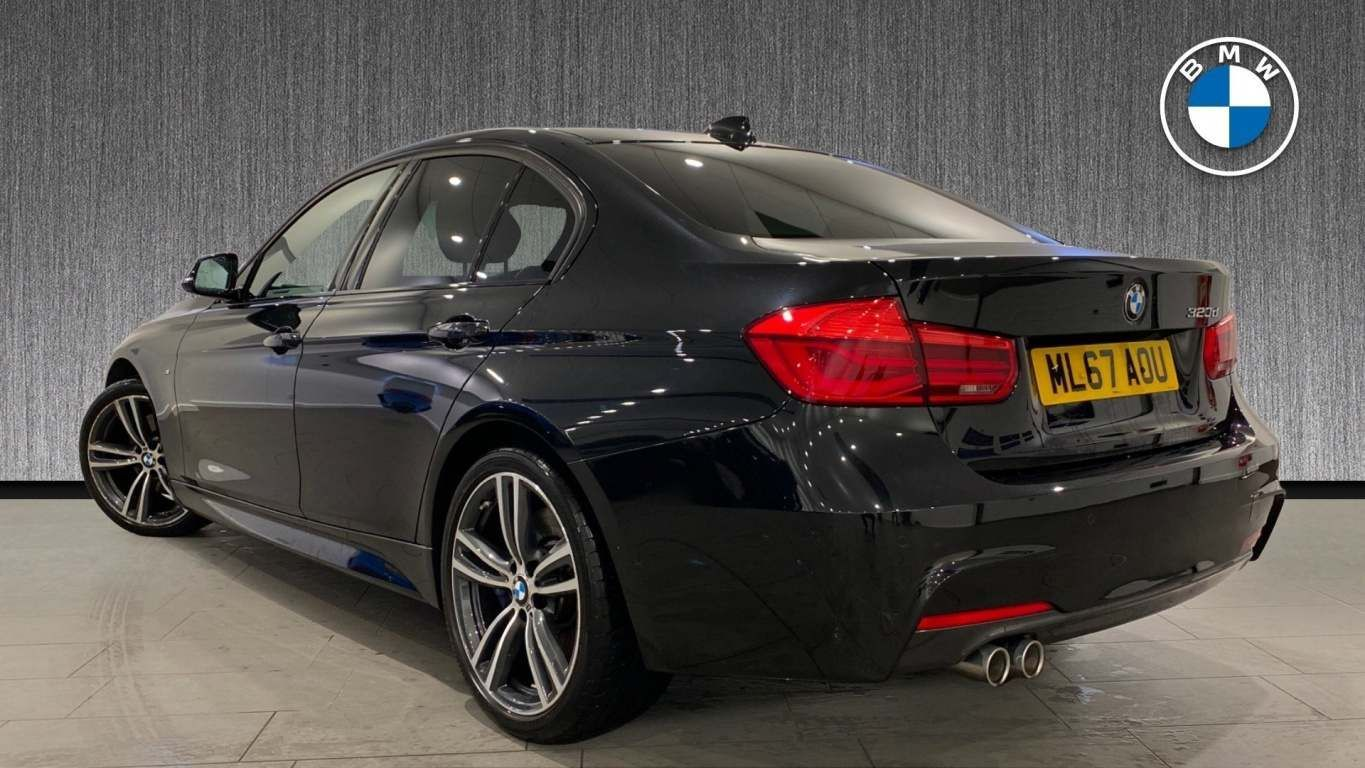Image 2 - BMW 320d M Sport Saloon (ML67AOU)