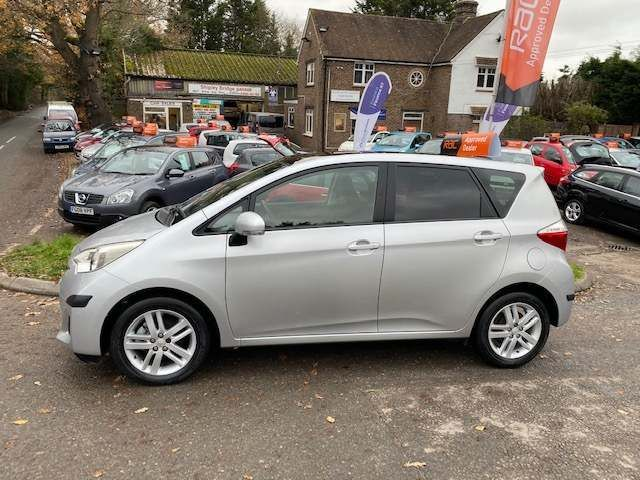 Used Toyota Verso S for sale
