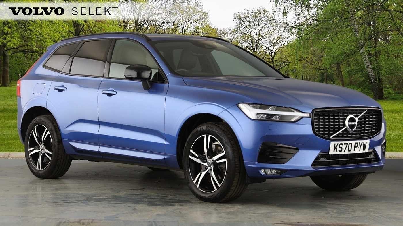 Volvo XC60 II B4 AWD (Diesel) R-Design Automatic
