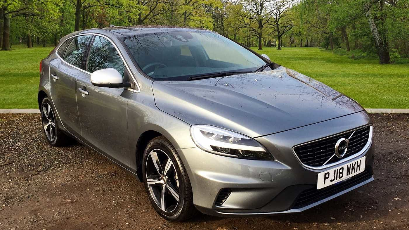 Volvo V40 2.0 TD D2 R-Design Nav Plus 5-Door Hatchback