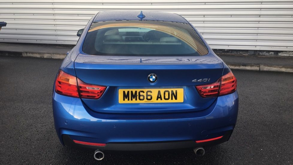 Image 25 - BMW 440i M Sport Gran Coupe (MM66AON)