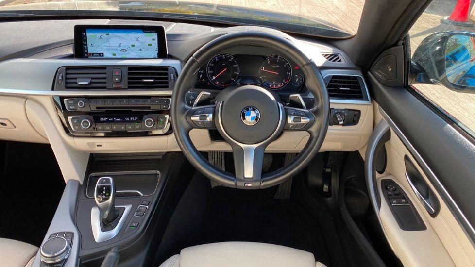 Image 8 - BMW 420d M Sport Coupe (BG17XVO)