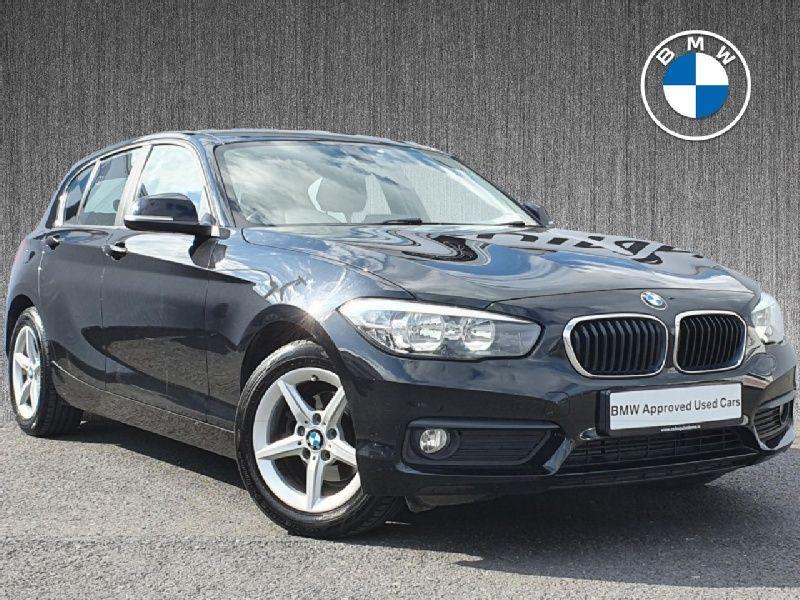 BMW 1 Series 116D SE 4DR AUTO