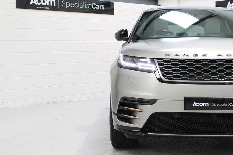 Land Rover Range Rover Velar FIRST EDITION 3.0 5dr