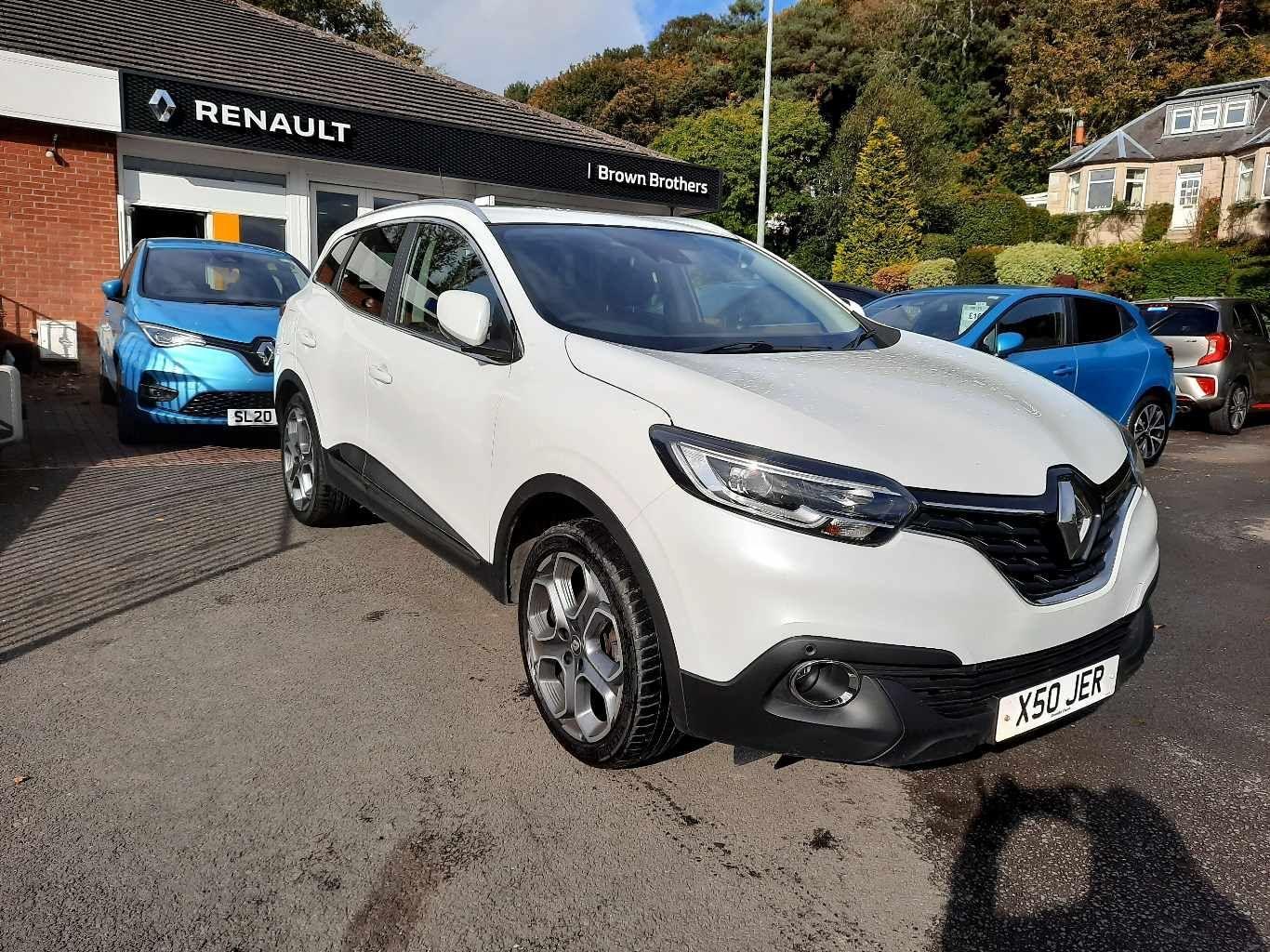 Renault Kadjar Dynamique S Nav Tc