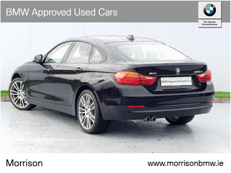 Used BMW 4 Series 420d xDrive SE Gran Coupe (2016 (161))