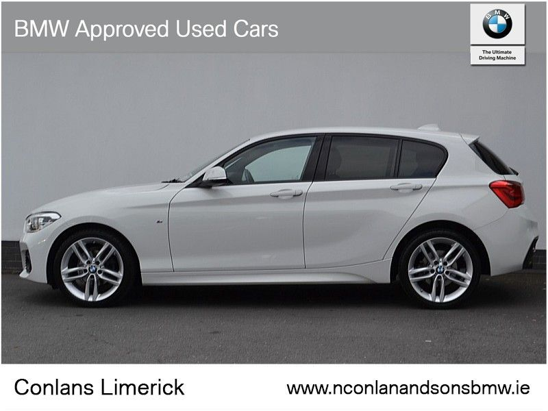 Used BMW 1 Series 118i M Sport 5-Door (2017 (171))
