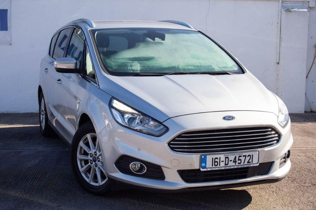 Ford S-Max seven seater