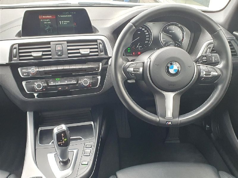 Used BMW 1 Series 116d M Sport 5-door (2018 (181))