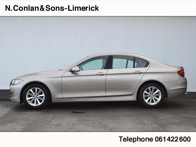 Used BMW 5 Series 520 4D (2012)