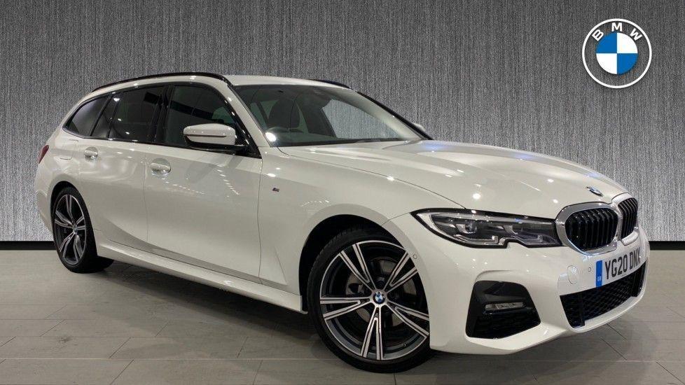 Image 1 - BMW 320i M Sport Touring (YG20DNX)