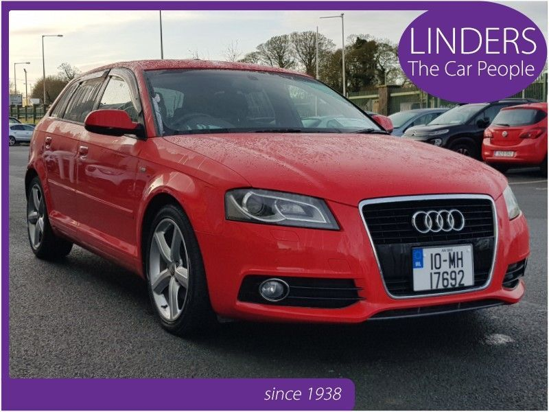 Audi A3 ****JUST LANDED INTO STOCK****AUDI A3 SPORTS BACK  1.4 TFSI 125BHP S-LINE