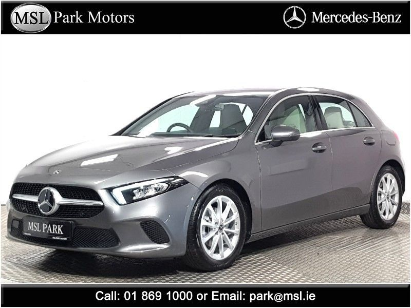 Mercedes-Benz A-Class 180 Automatic - €3,833 worth of extras - Brand new and available for immediate delivery at MSL Park Mercedes-Benz