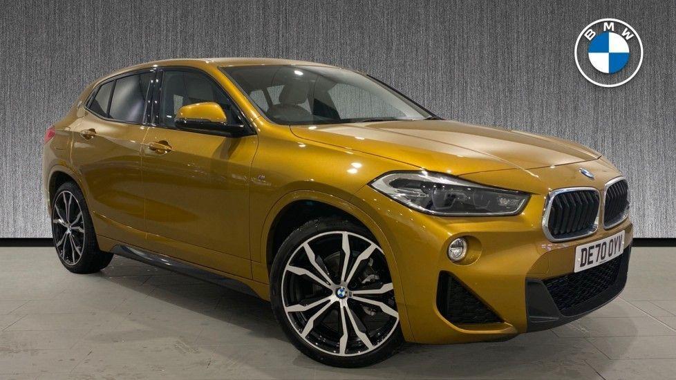 Image 1 - BMW xDrive18d M Sport (DE70OYV)
