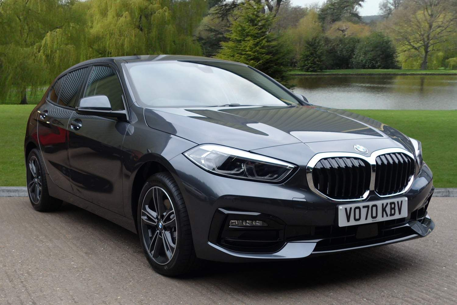 Bmw 1 Series Grey 5dr 2020 For Sale In Warwick Rybrook
