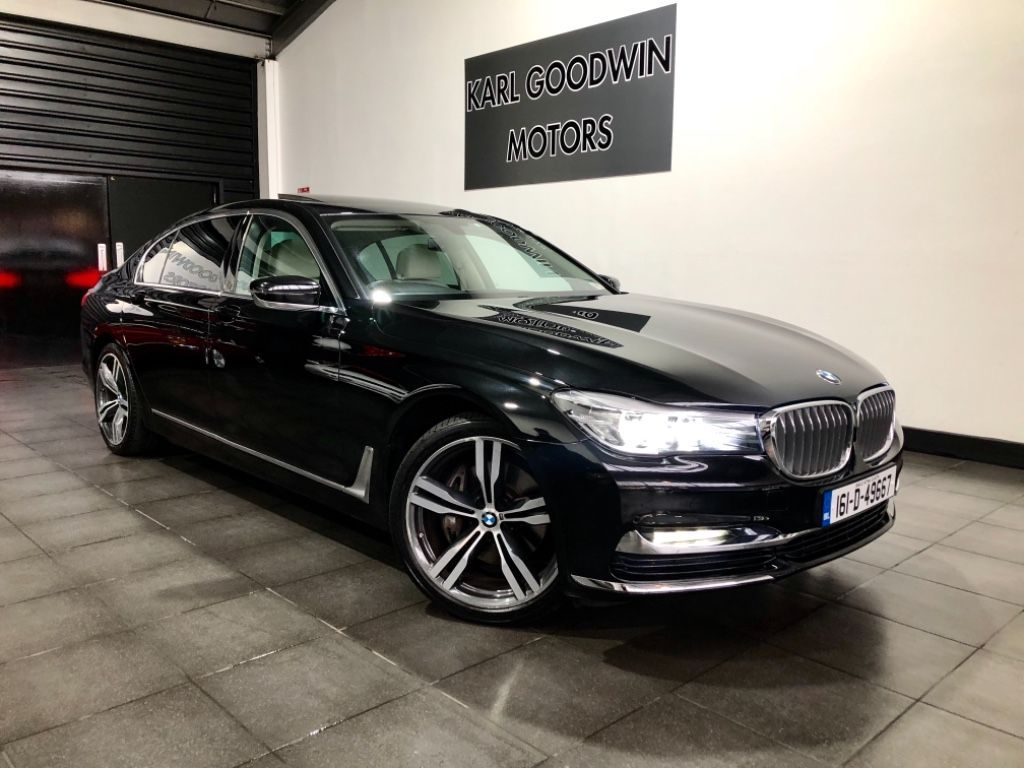 BMW 7 Series 730 LD  SPORT HUGE SPEC AUTO