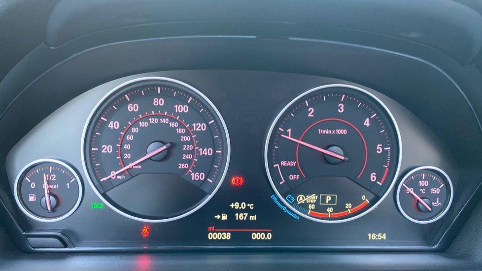 Image 9 - BMW 420d M Sport Convertible (CX20KCV)