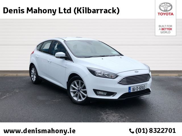Ford Focus ZETEC 1.5TD 6SPEED @ DENIS MAHONY KILBARRACK
