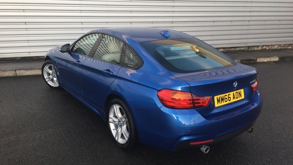 Image 28 - BMW 440i M Sport Gran Coupe (MM66AON)