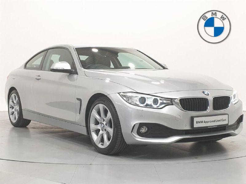 BMW 4 Series 420d SE Coupe