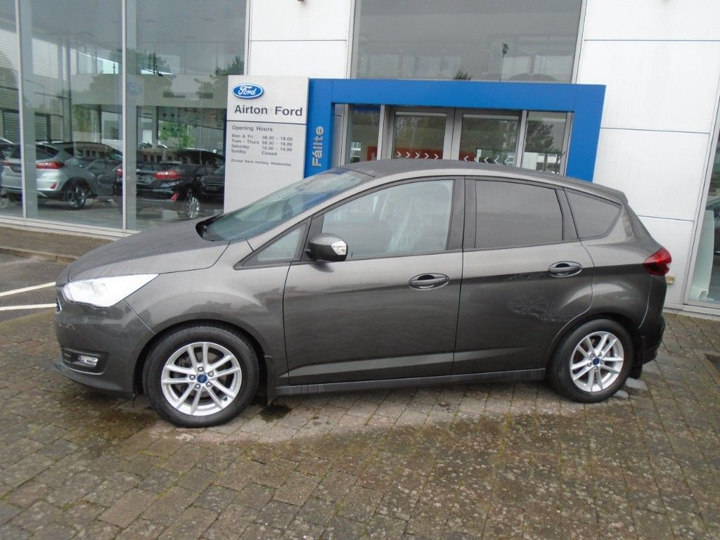 Ford C-Max C MAX 1.5 TDCI 95PS 5 SEAT ZETEC * ASK ABOUT OUR AUGUST SCRAPPAGE OFFER *