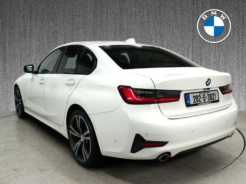 Used BMW 3 Series 318d Sport Saloon (2020 (202))