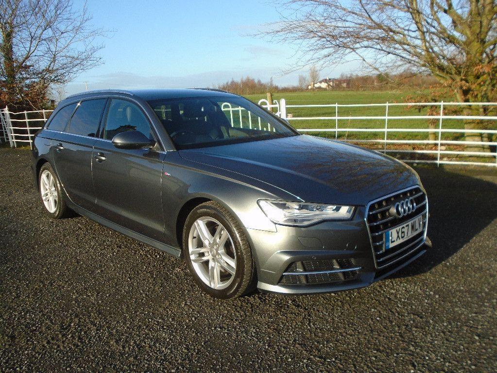 Audi A6 S LINE  ESTATE TDI ULTRA 190BHP AUTO S-A