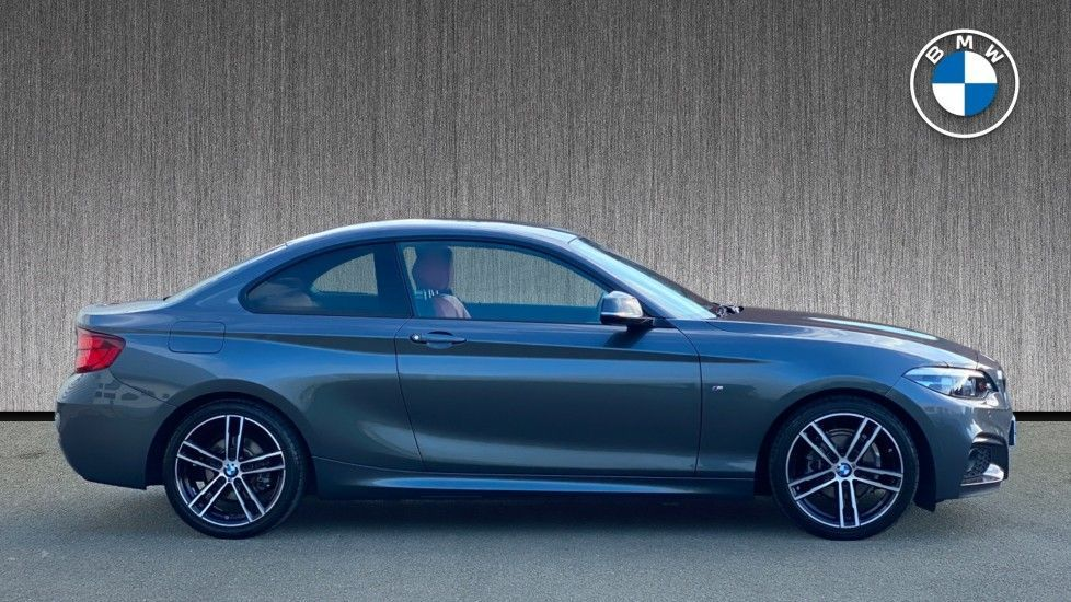Image 3 - BMW 218d M Sport Coupe (YB69BXR)