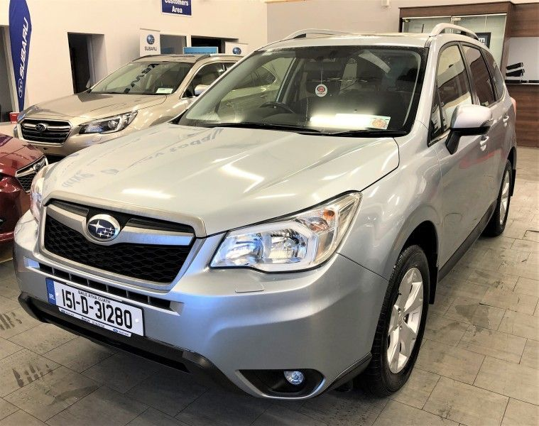 Subaru Forester 2.0D XC 4DR