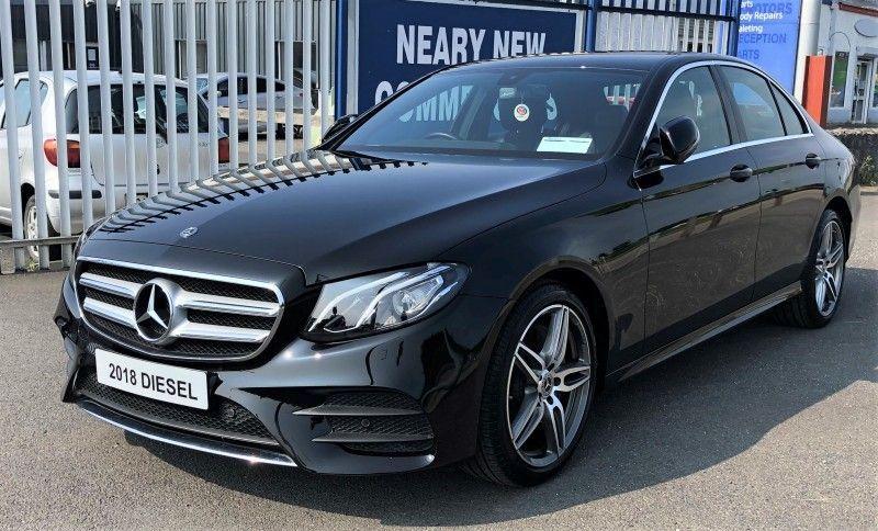 Mercedes-Benz E-Class AMG Line Premium 9G-Tronic Auto Start/Stop