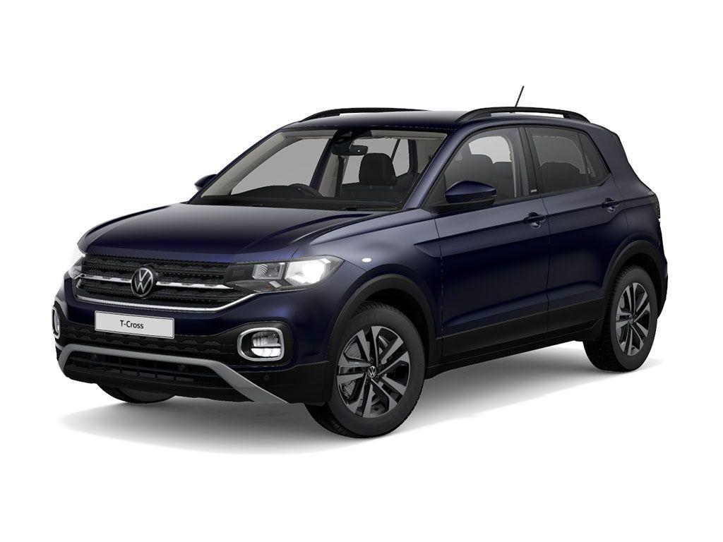 Volkswagen T-Cross Images
